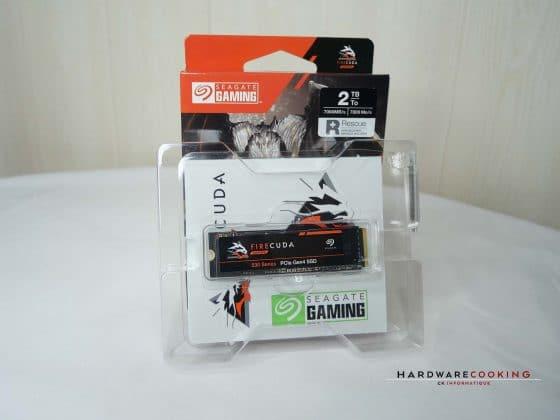 Bundle SSD Seagate