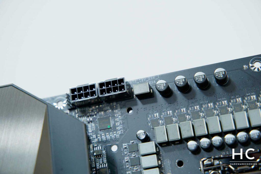 ports EPS 8+8-pins
