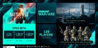 Bêta ouverte Battlefield 2042