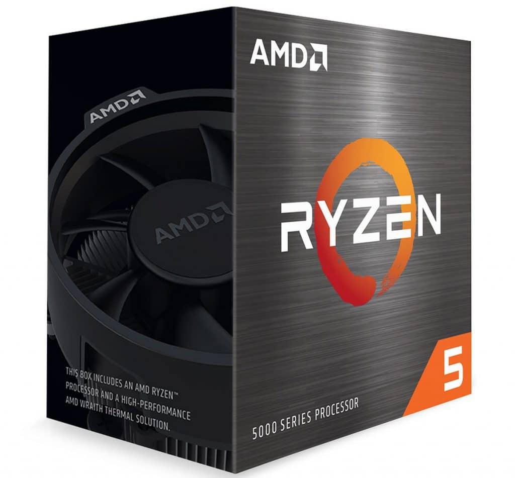 Bon plan processeur AMD Ryzen 5 5600X