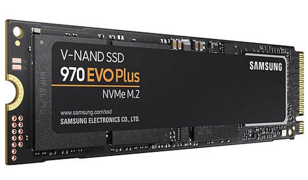 SSD Samsung 970 EVO Plus 2 To