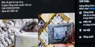 Chia Coin, annonce vente HDD perte