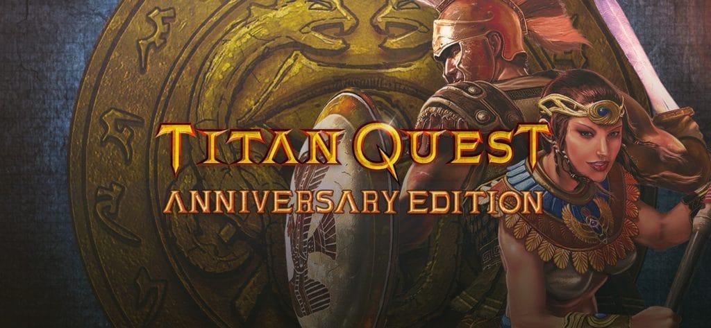 Titan Quest Anniversary Edition gratuit