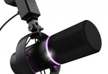 Microphone Trust GXT 255+ Onyx