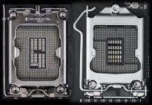 Socket LGA1700 vs LGA1200