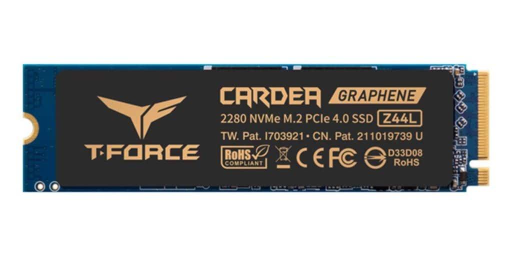 SSD TEAMGROUP CARDEA Z44L