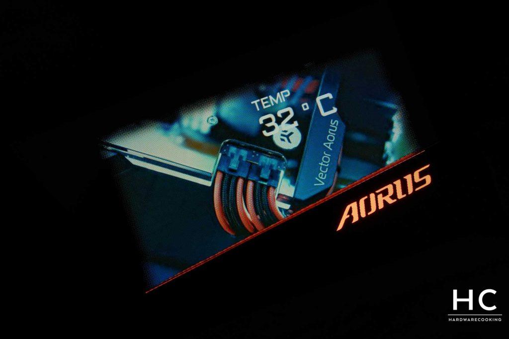 Test alimentation AORUS P1200W