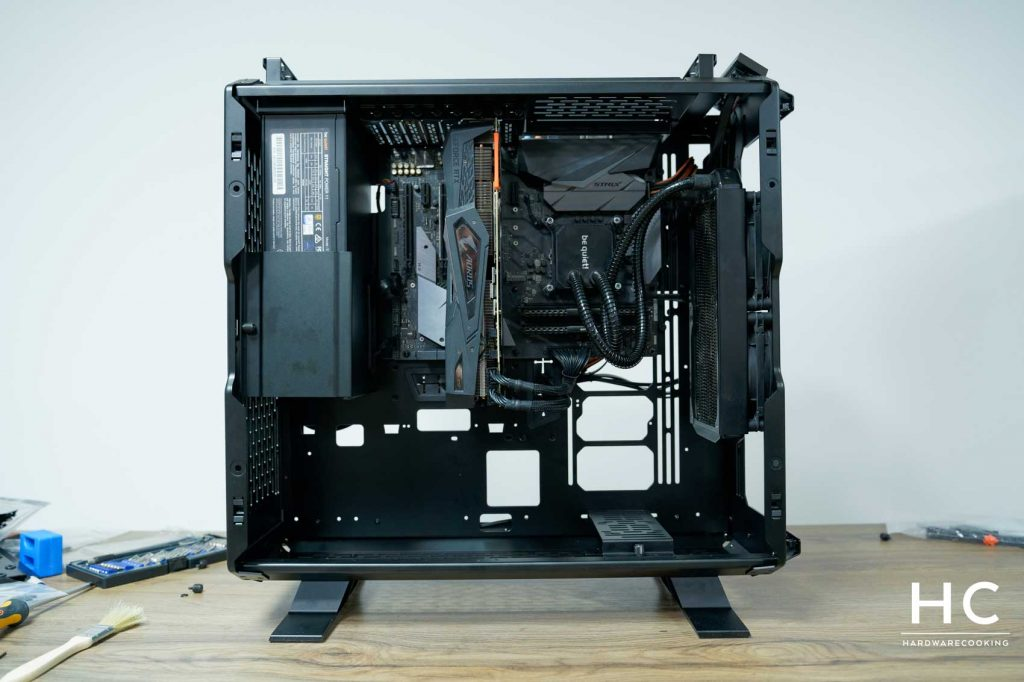 Test Lian Li Odyssey X Dynamic-R