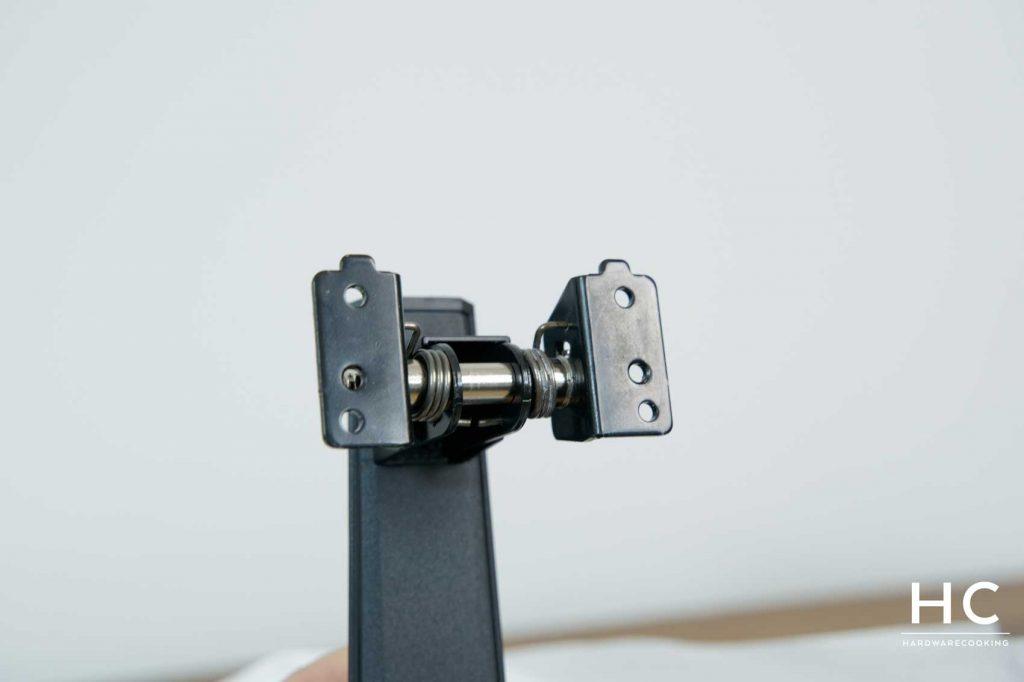 Montage pied écran MSI Optix