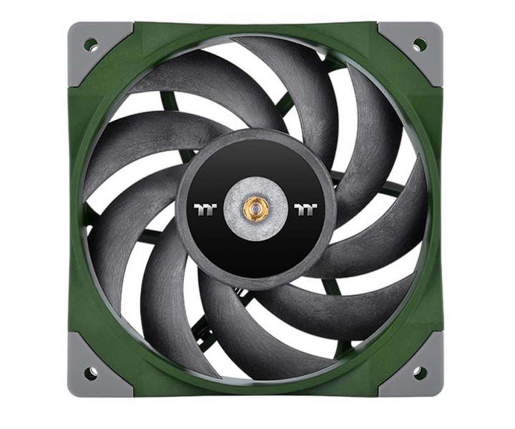 Ventilateur Thermaltake TOUGHFAN 12 Racing Green
