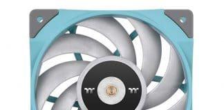 Ventilateur Thermaltake TOUGHFAN 12 turquoise