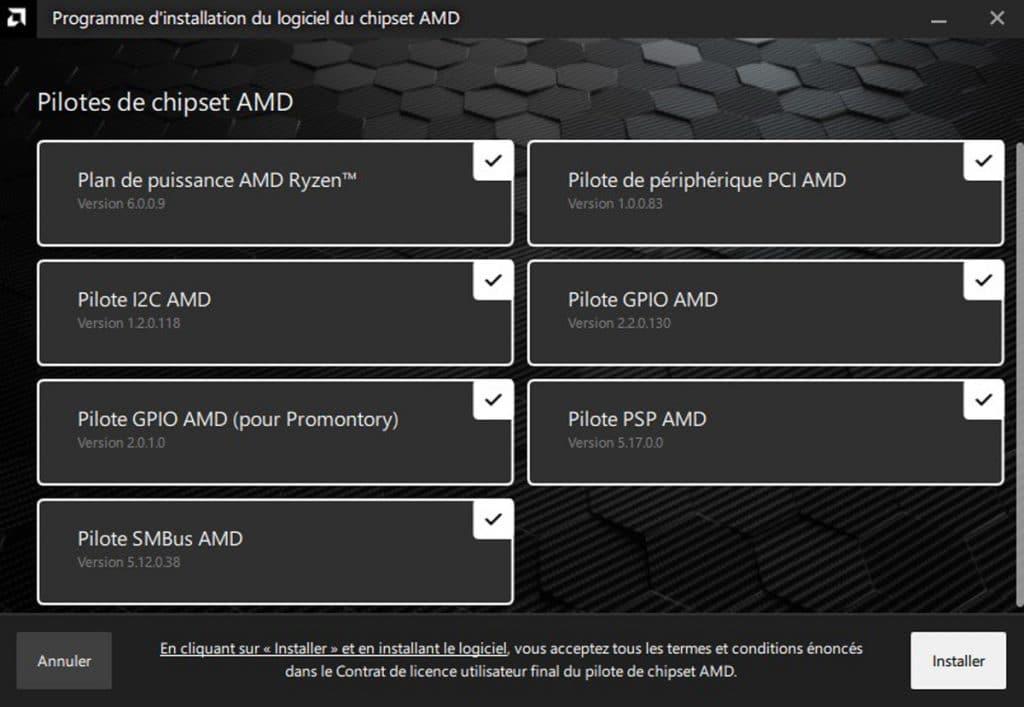 Vulnérabilité AMD, comment installer le correctif