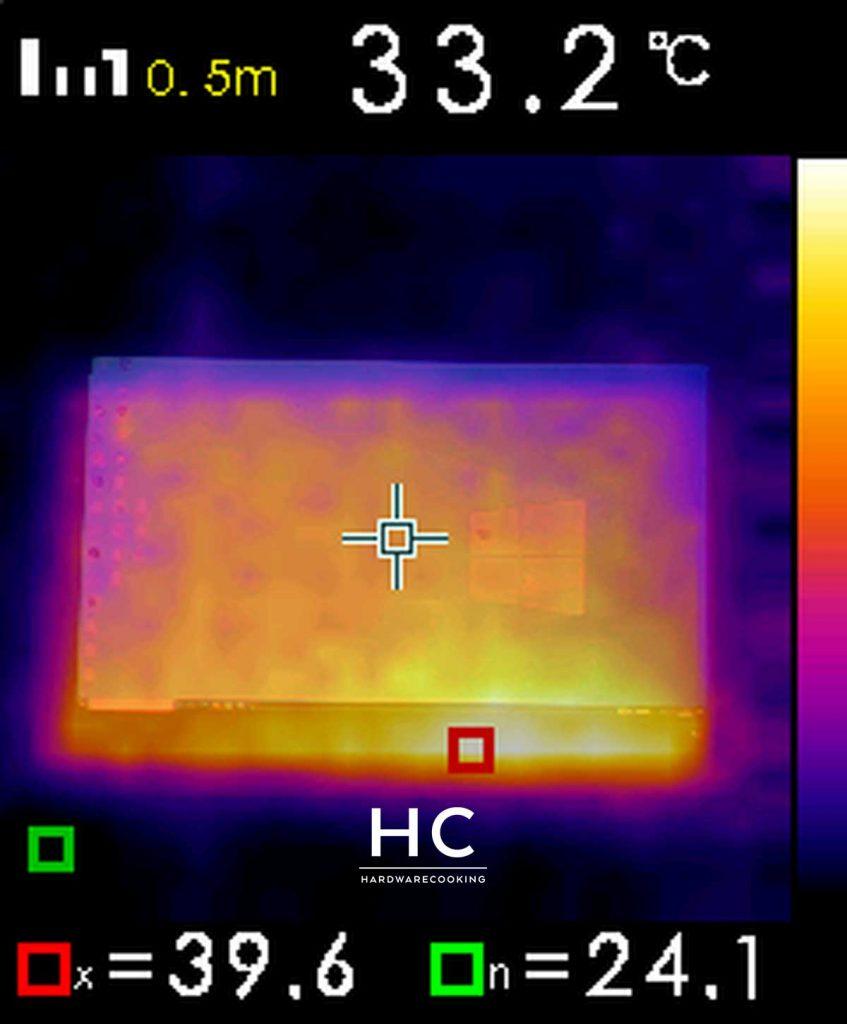 caméra thermique ASUS ProArt PA279CV