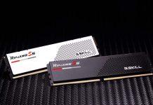 DDR5 G.Skill Trident S5 Series