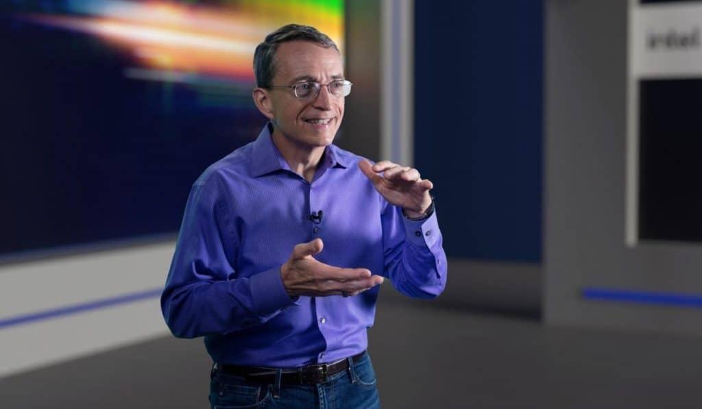 """Pat Gelsinger, PDG d'Intel annonce : """"Intel est de retour"""" AMD est """"fini"""""""