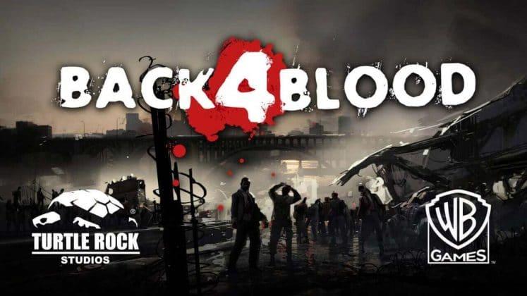 Jeux vidéo Back 4 Blood