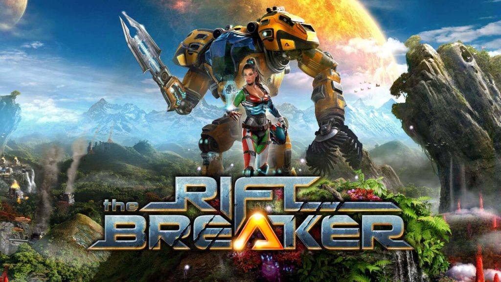 Jeux vidéo The Riftbreaker