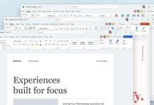 Preview Microsoft Office 2021