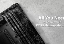 Pris mémoire DDR5
