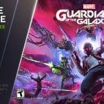 Le jeu Guardians of the Galaxy est offert avec les RTX GeForce 3000