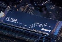 SSD Kingston KC3000