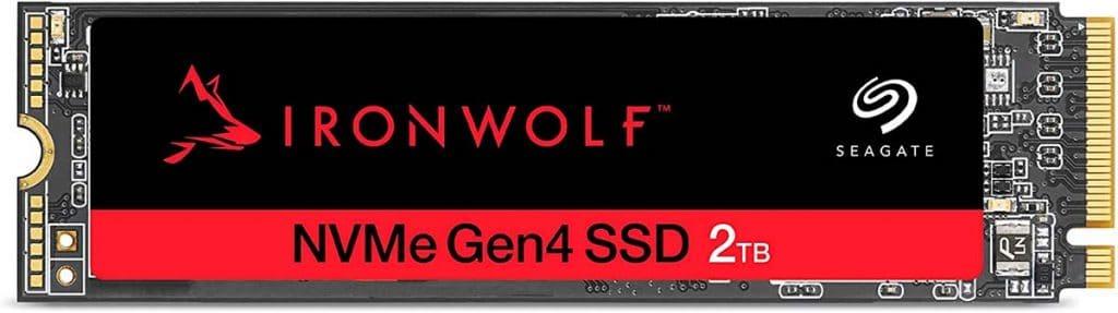 SSD Seagate IronWolf 525