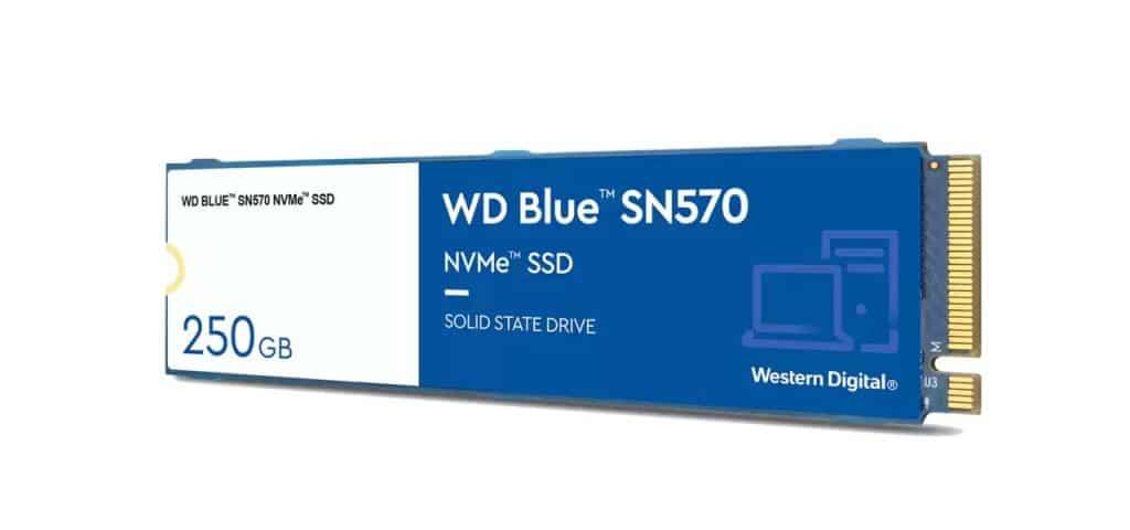 SSD Western Digital WD SN570