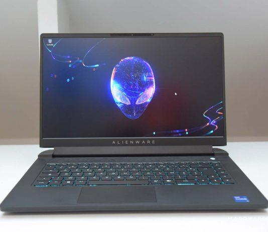Test Alienware m15 R6
