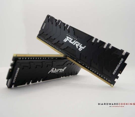DDR4 Kingston FURY Renegade