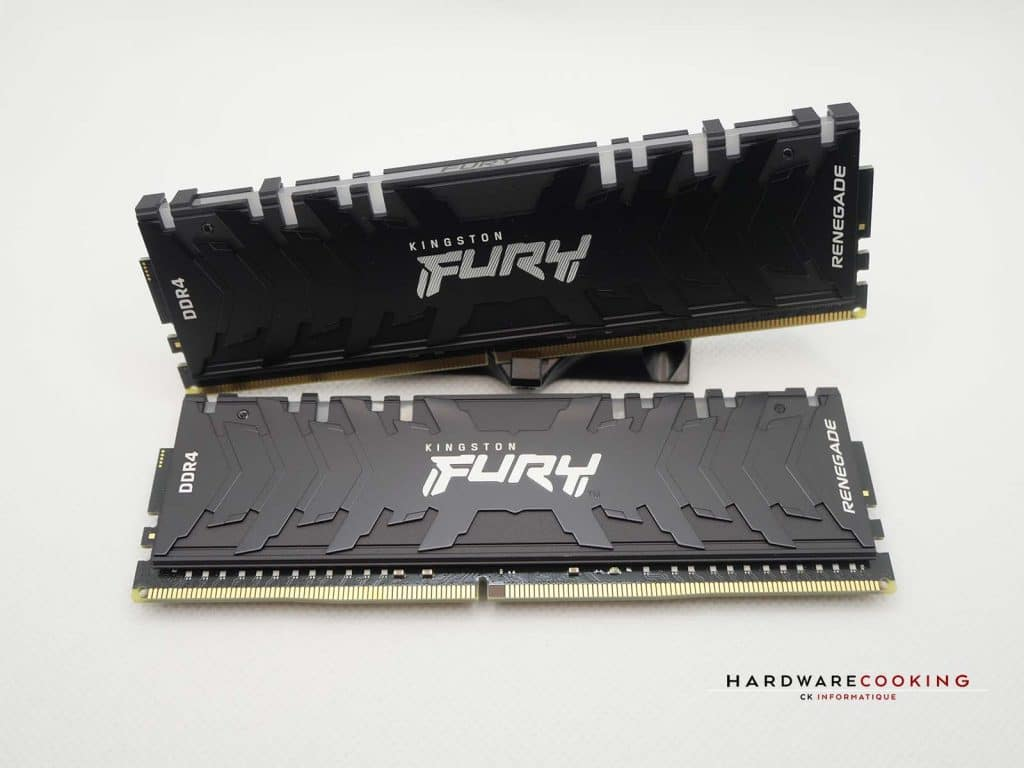 Test DDR4 Kingston FURY Renegade