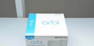 Boîte NETGEAR Orbi WiFi Mesh 6